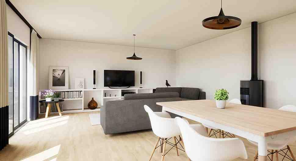 Comment aménager un appartement de 50m2 ?