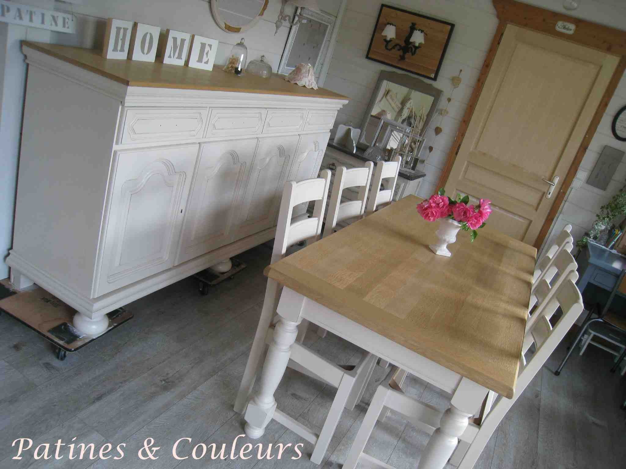 Comment moderniser une salle à manger en bois ?