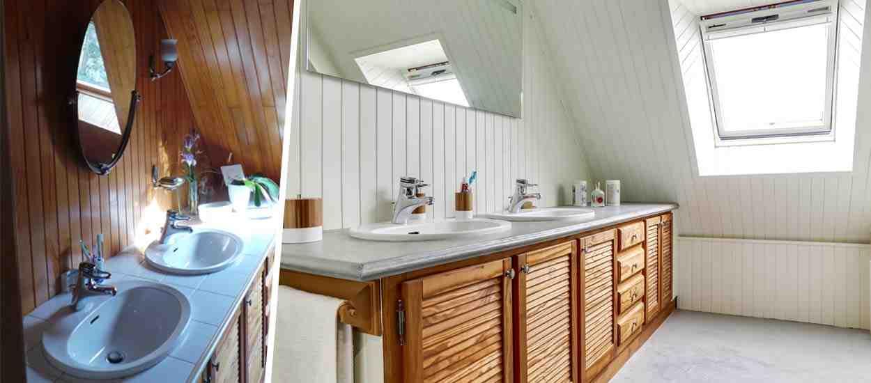 Comment recouvrir Carrelage salle de bain pas cher ?
