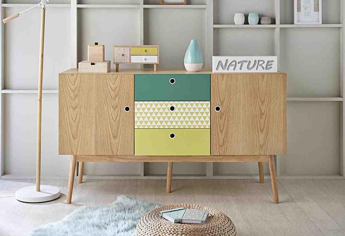 Comment rendre moderne des meubles rustiques en chêne ?