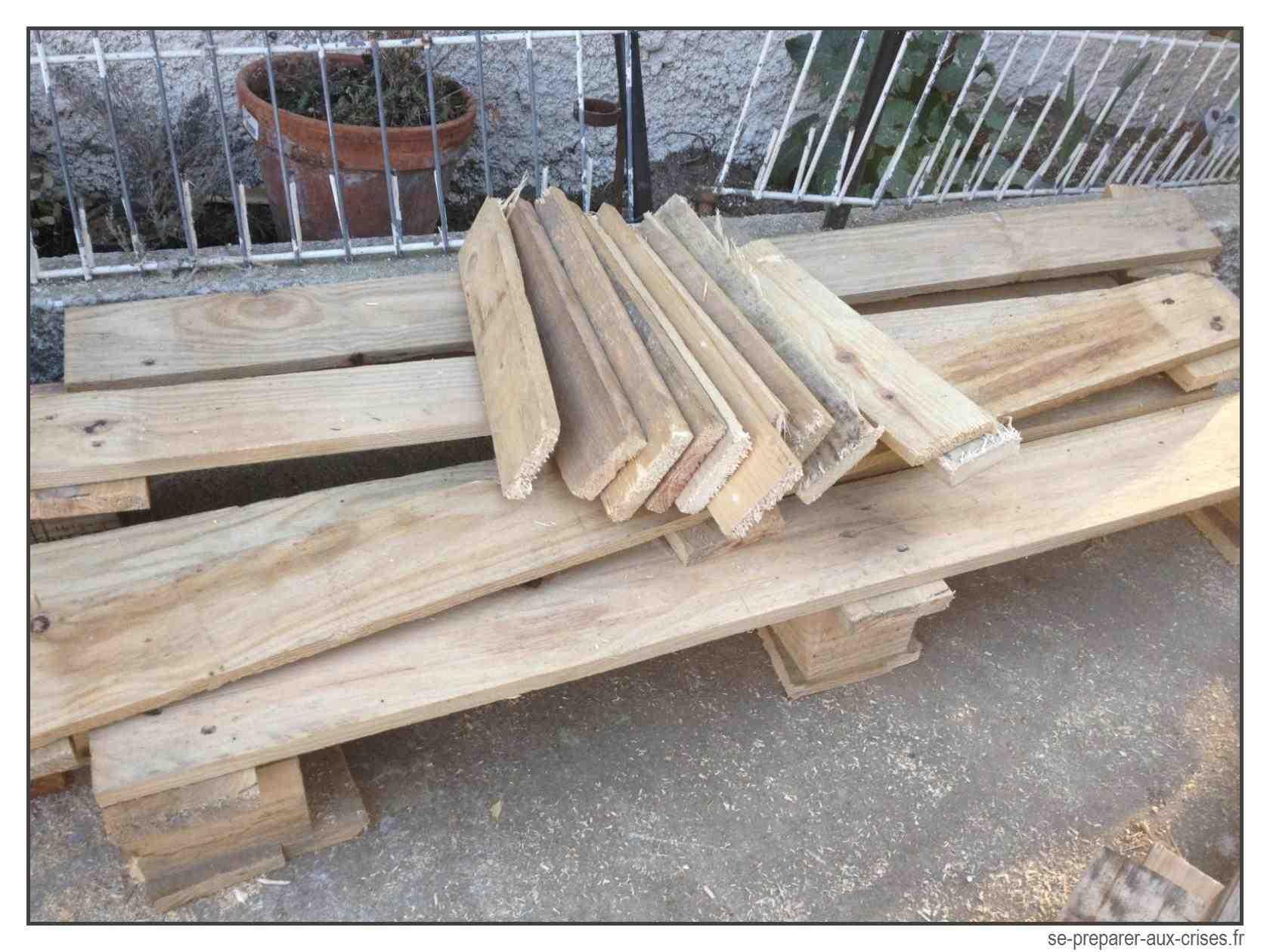 Où trouver des planches de bois de grange ?