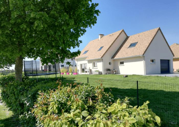 Quel est le prix d'une maison neuve sans terrain ?