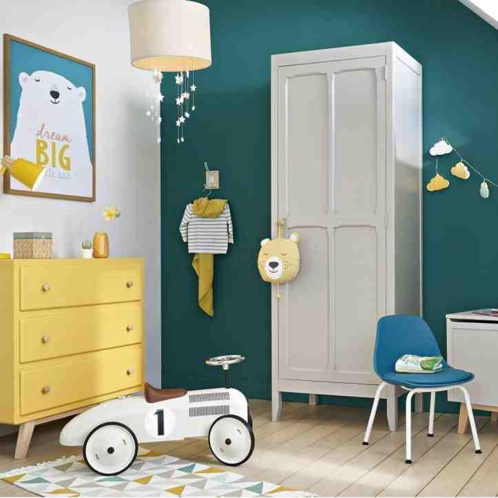 Quelle couleur de mur avec des meubles anciens ?